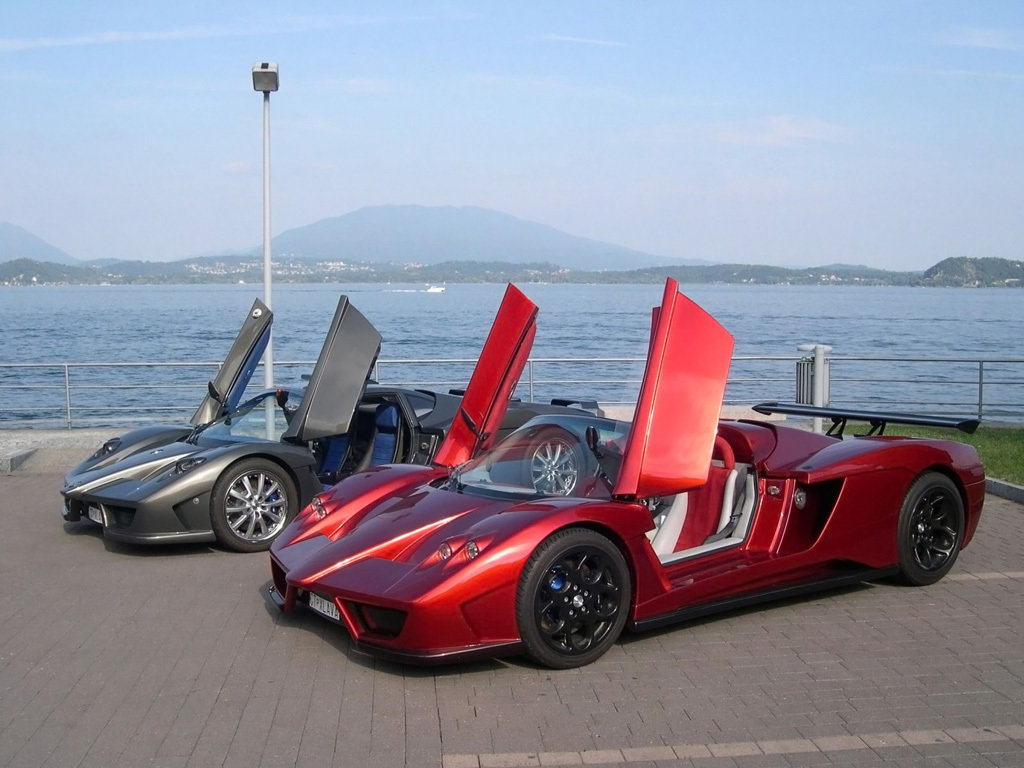 2011 Lavazza Projects Moulds and other for Kit cars For Sale (picture 1 of 1)