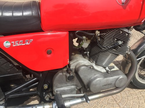 1972 Laverda 750 SF1 For Sale (picture 4 of 6)