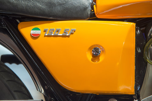 1977 LAVERDA 750SF ICONIC ITALIAN CLASSIC For Sale (picture 2 of 6)