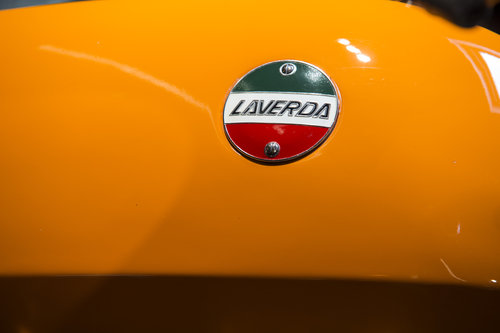 1977 LAVERDA 750SF ICONIC ITALIAN CLASSIC For Sale (picture 3 of 6)