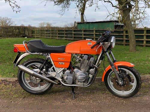 Laverda 180 Jota 1980 1000cc SOLD (picture 1 of 6)
