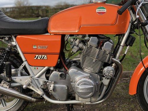 Laverda 180 Jota 1980 1000cc SOLD (picture 3 of 6)