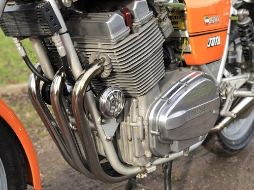 Laverda 180 Jota 1980 1000cc SOLD (picture 6 of 6)
