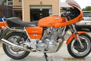 1980 Best condition Jota 1000 MK 1 180 CRANK