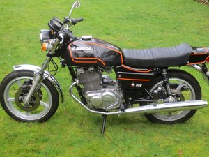 1983 Laverda 350 Alpino twin SOLD