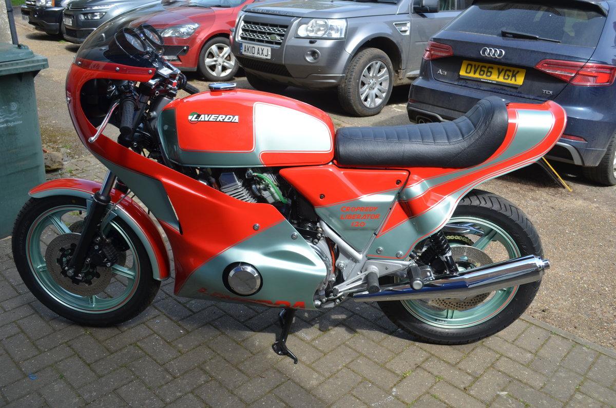 1983 Laverda Jota 120 Liberator *Restored* For Sale (picture 2 of 6)
