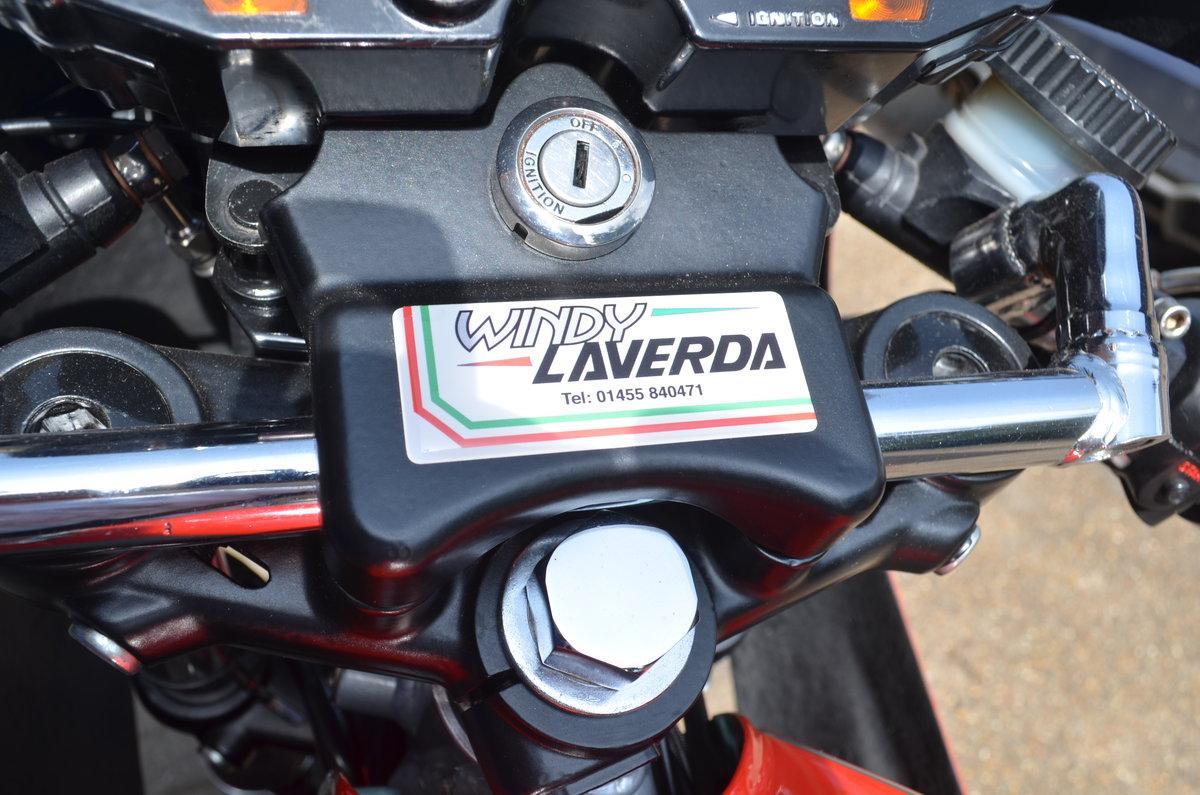 1983 Laverda Jota 120 Liberator *Restored* For Sale (picture 6 of 6)