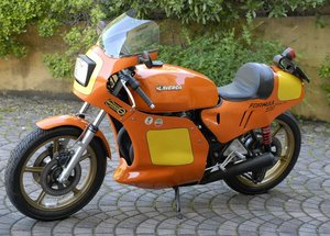 1980 Laverda Formula 500 For Sale