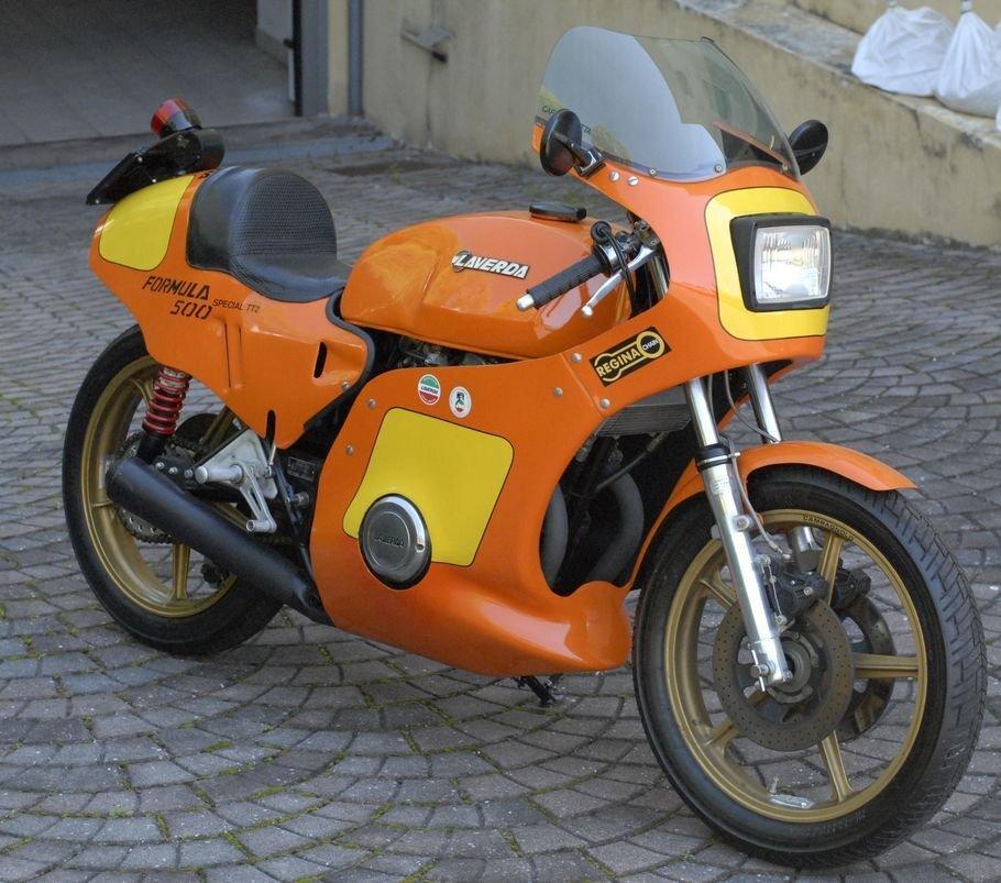 1980 Laverda Formula 500 For Sale (picture 2 of 2)