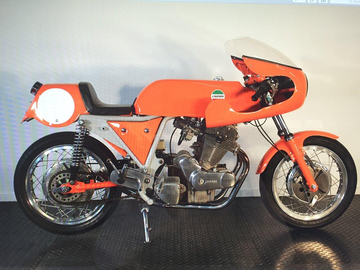 1972 Laverda 750 sfc serie 1 For Sale (picture 3 of 5)
