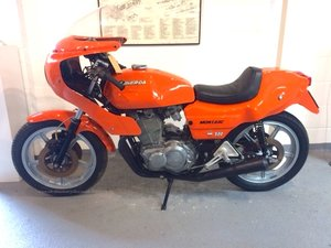 1982 Laverda Montjuic 500cc Twin Mk2 For Sale