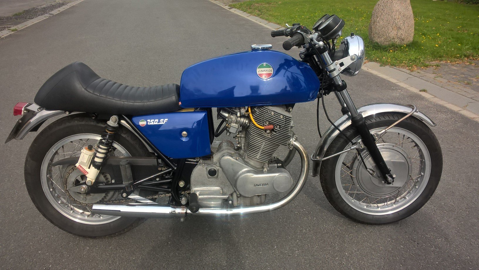 1971 Laverda 750 SF drumbrake type For Sale (picture 1 of 6)