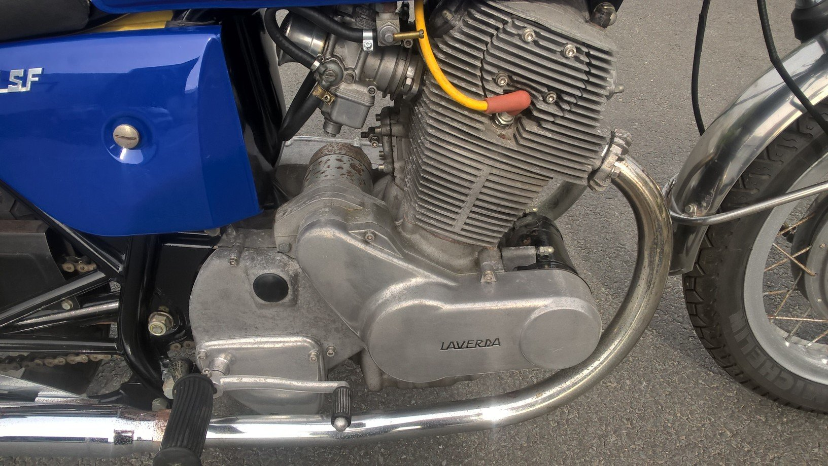 1971 Laverda 750 SF drumbrake type For Sale (picture 2 of 6)