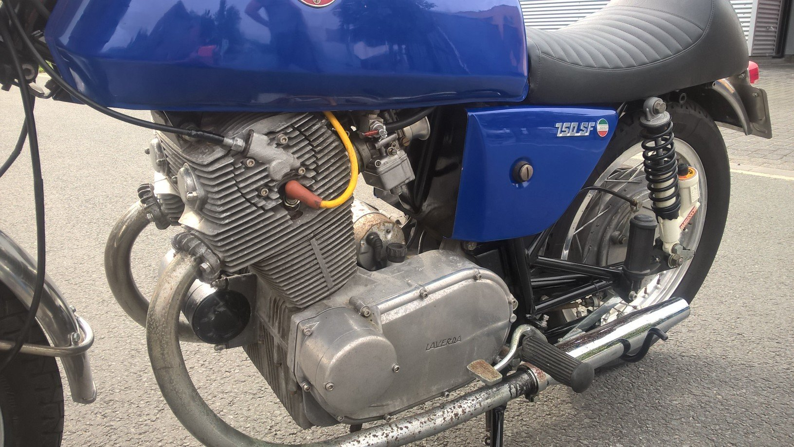 1971 Laverda 750 SF drumbrake type For Sale (picture 3 of 6)