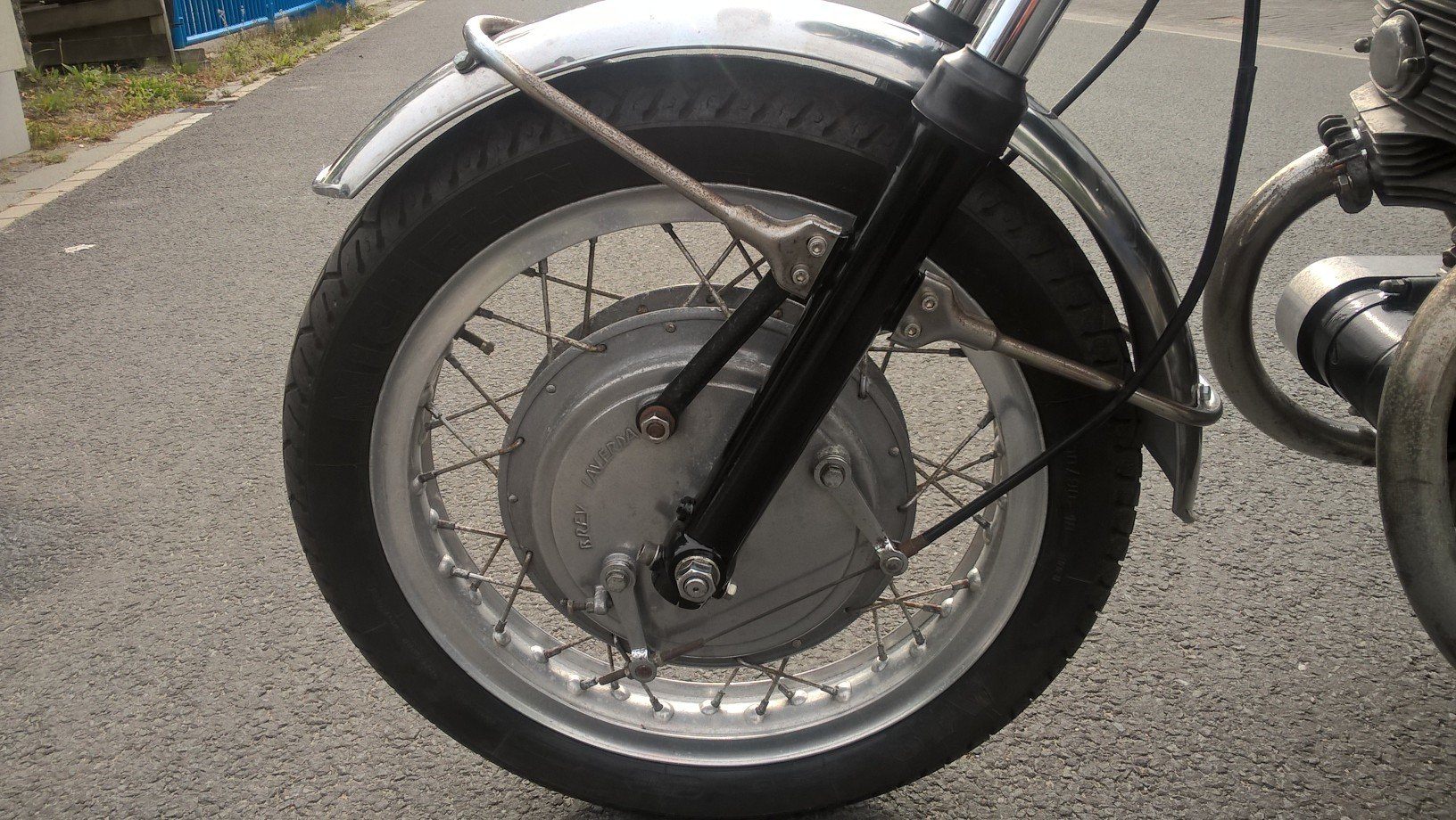 1971 Laverda 750 SF drumbrake type For Sale (picture 6 of 6)