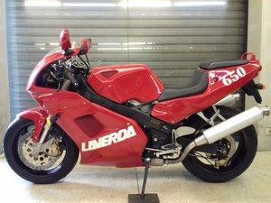 1994 LAVERDA 650 SPORT NEW !
