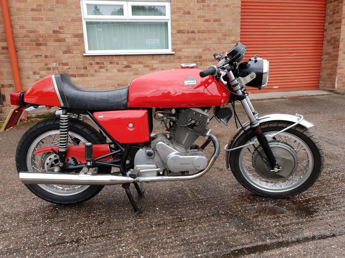 1972 Laverda 750 SF For Sale (picture 1 of 2)