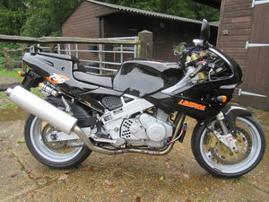 1998 Laverda Zane 750S with super low miles. Very nice. For Sale