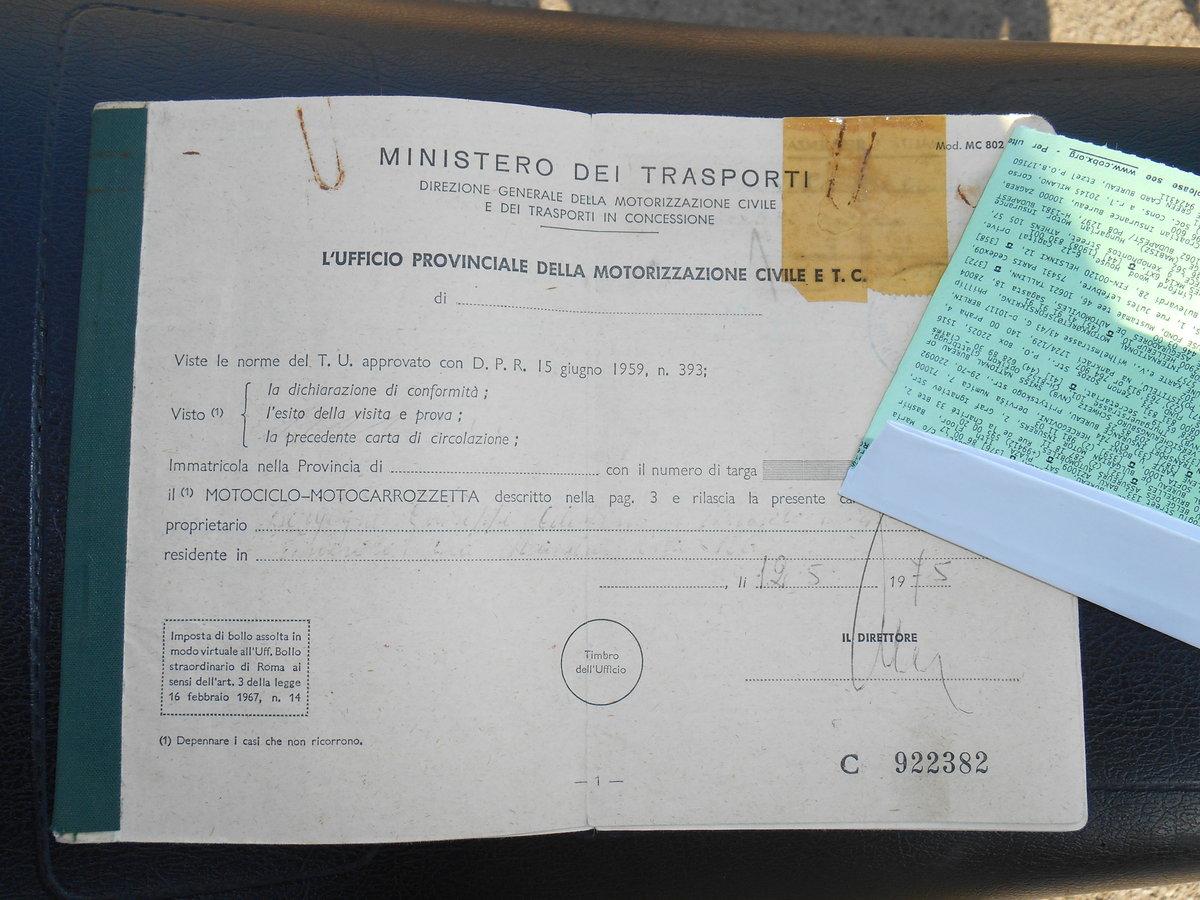 1975 LAVERDA 1000 3 C For Sale (picture 6 of 6)