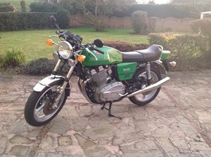 1976 Laverda Jota 1000cc one of the first made
