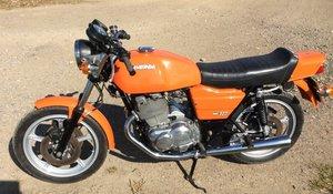 1979 Laverda Alpino S 500cc for auction February 15th