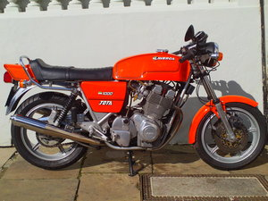 1981 LAVERDA JOTA 180 SERIES 2 For Sale