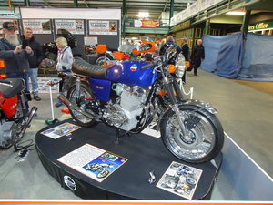 Picture of 1973 Rare Show Winning 3c Restoration.