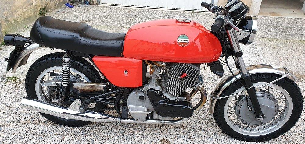 1971 MOTO LAVERDA 750 SF For Sale (picture 4 of 6)