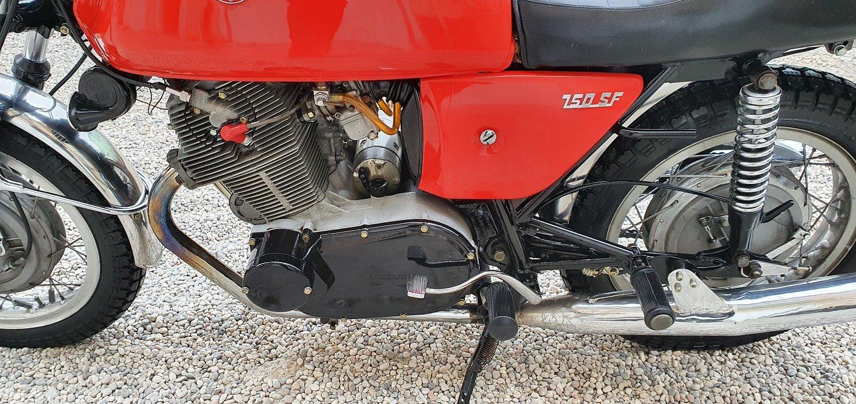 1971 MOTO LAVERDA 750 SF For Sale (picture 6 of 6)