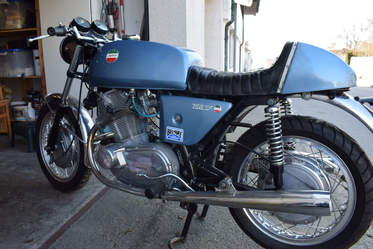 1972 Laverda 750 SF good condition For Sale (picture 3 of 4)