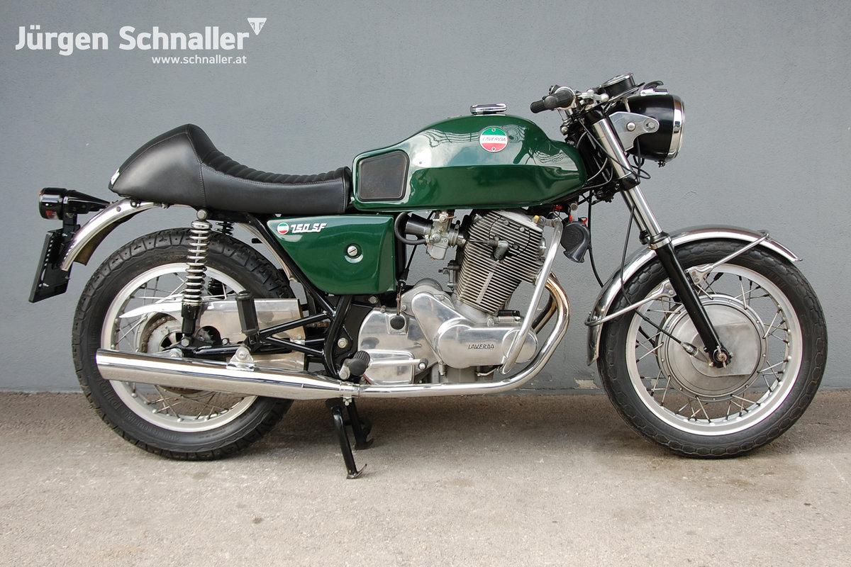 1971 Laverda 750 SF, original state For Sale (picture 1 of 6)