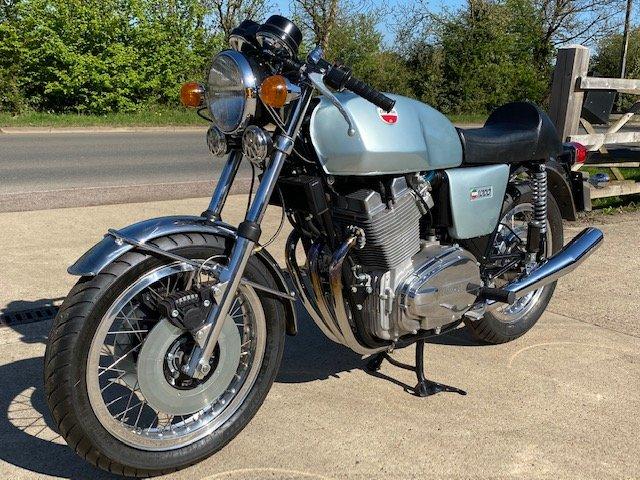 1977 Laverda 3C 1000cc 1976 For Sale (picture 2 of 6)