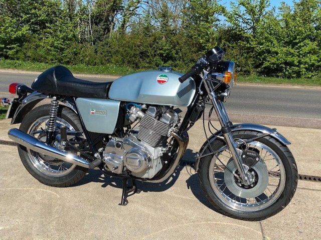1977 Laverda 3C 1000cc 1976 For Sale (picture 5 of 6)