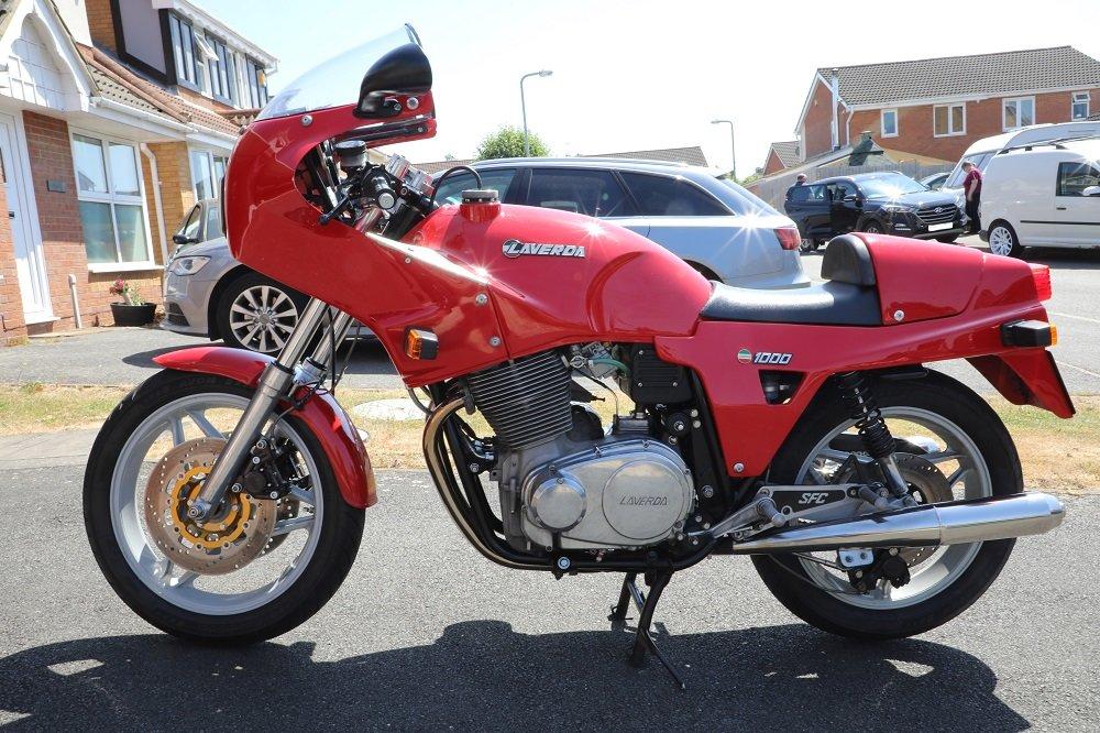 1985 LAVERDA SFC1000 For Sale (picture 1 of 6)