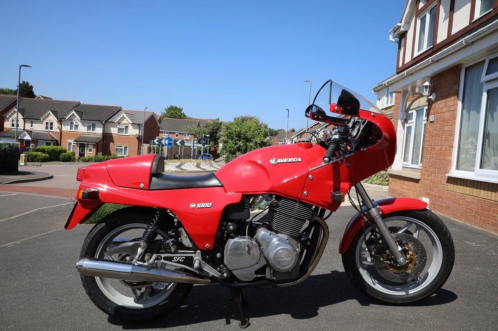 1985 LAVERDA SFC1000 For Sale (picture 3 of 6)