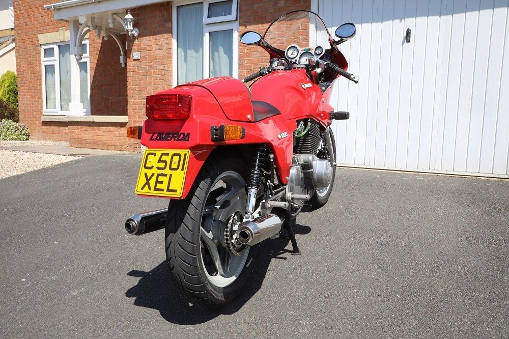 1985 LAVERDA SFC1000 For Sale (picture 6 of 6)