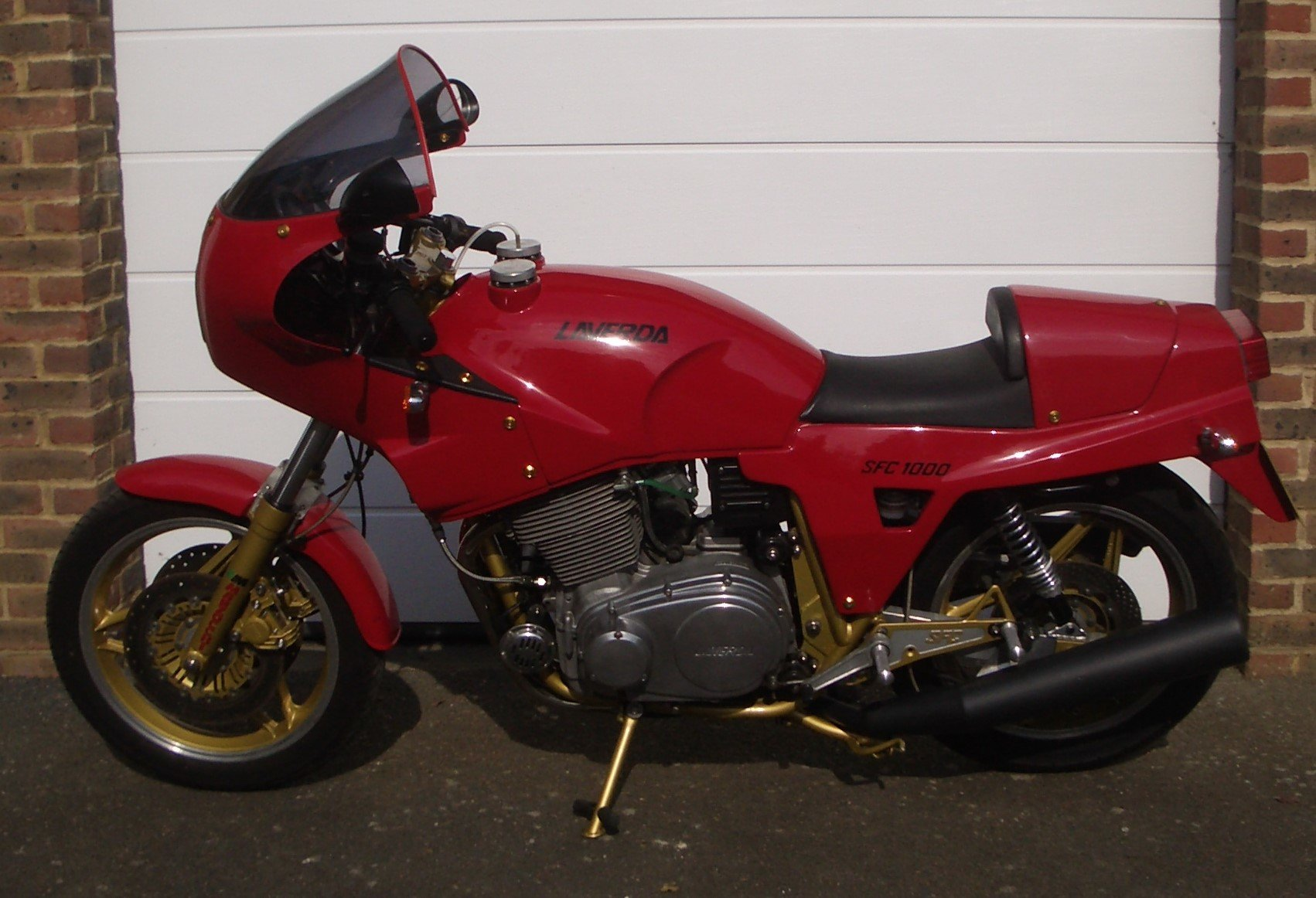 1986 Laverda SFC 1000 Outstanding Condition For Sale (picture 2 of 6)