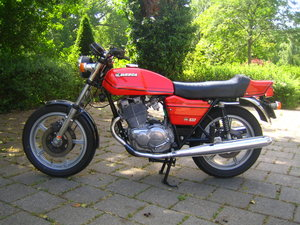 Laverda 500 Very original and beautiful