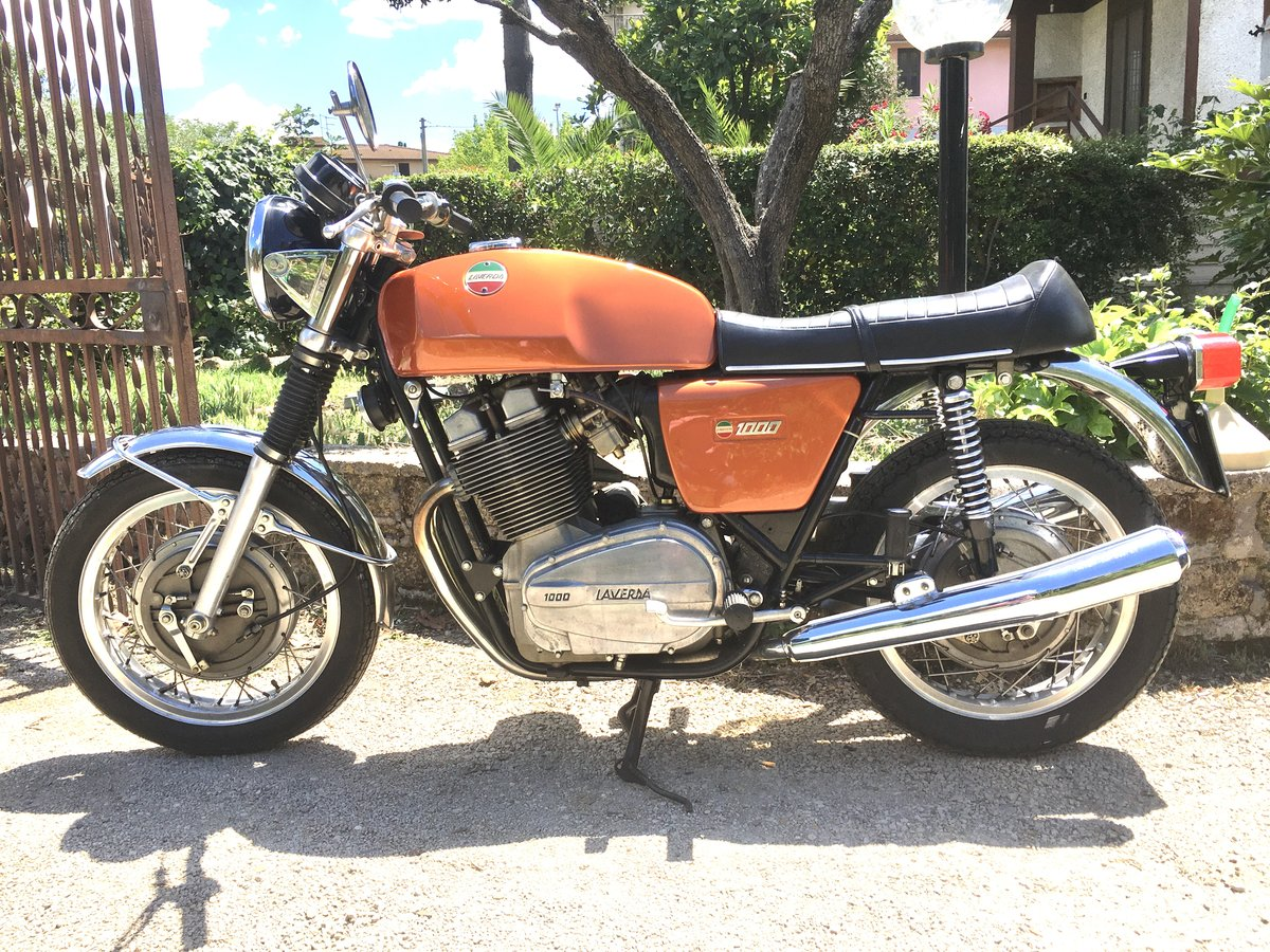 1973 Laverda 1000, drum brake For Sale (picture 1 of 6)