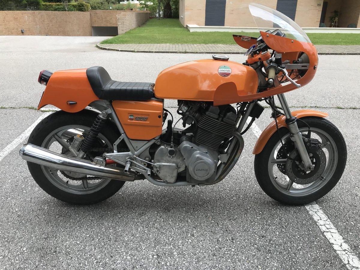 1982 Laverda 1000 For Sale (picture 5 of 6)
