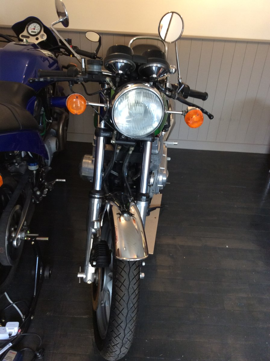 1980 Laverda Mirage1200 180° SOLD Subject to payment For Sale (picture 5 of 6)