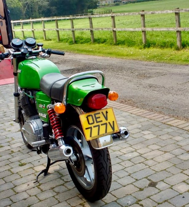 1980 Laverda Mirage1200 180° SOLD Subject to payment For Sale (picture 6 of 6)