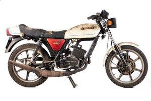C.1980 LAVERDA LZ125 (LOT 552) For Sale by Auction