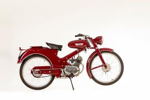 1952 LAVERDA TURISMO 75 (LOT 597) For Sale by Auction
