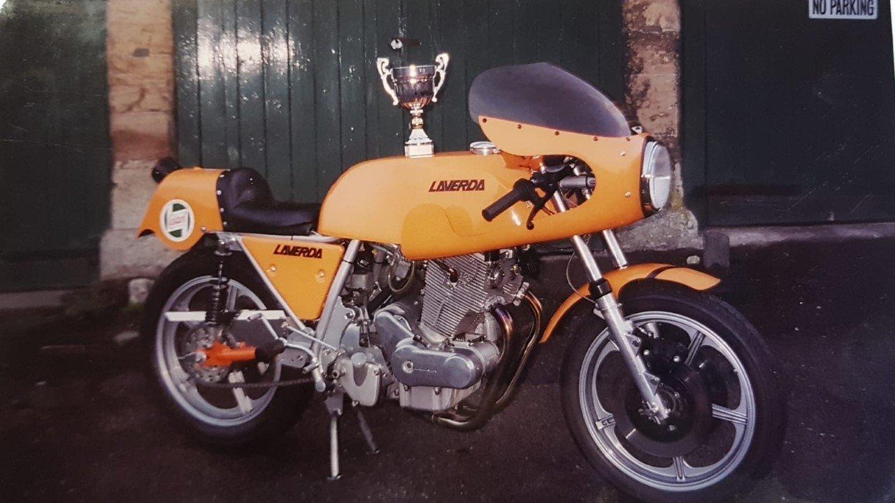 """1974 Laverda SFC """"Palmelli"""" For Sale (picture 3 of 6)"""