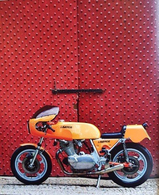 """1974 Laverda SFC """"Palmelli"""" For Sale (picture 4 of 6)"""