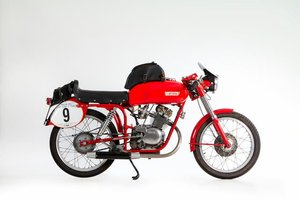 1957 LAVERDA 100 SPORT BIALBERO PRODUCTION RACING MOTORCYCLE