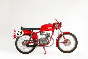 1957 LAVERDA 100 SPORT PRODUCTION RACING MOTORCYCLE For Sale by Auction