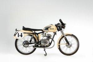 1956 LAVERDA 75 SPORT F2 PRODUCTION RACING MOTORCYCLE