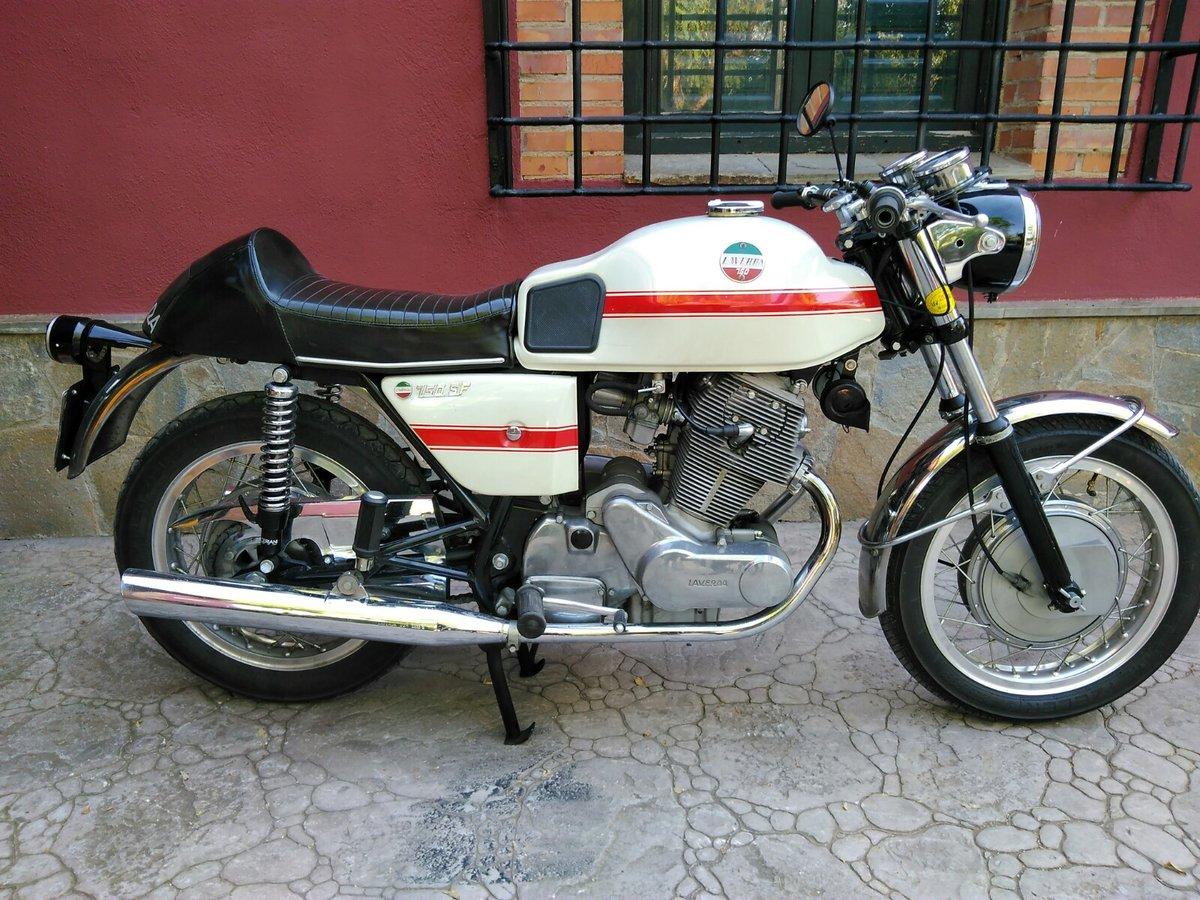 1969 Laverda SF750 For Sale (picture 2 of 6)